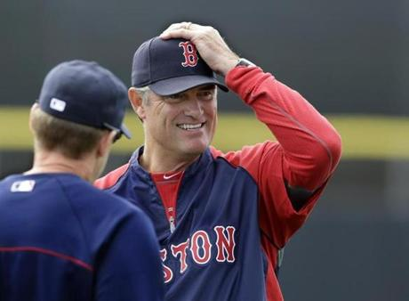 John Farrell said Jon Lester has made necessary adjustments.
